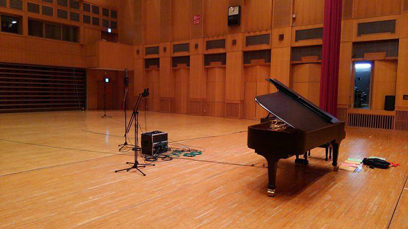 Hirotoshi Hiro Furuya (JAPAN), Piano Session with RS-2