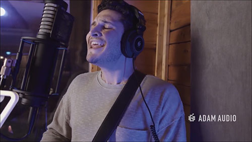 ADAM Audio, Berry Hill Sessions with Dylan Rockoff
